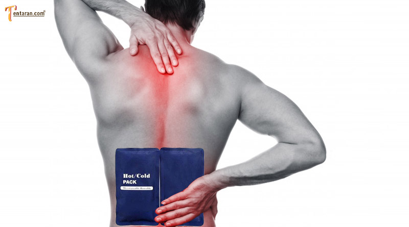Use-heat-and-cold-application for back pain