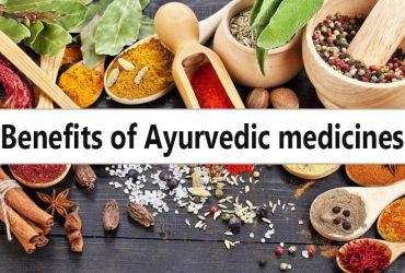 Benefits of Ayurvedic medicines