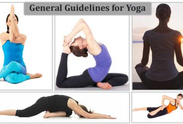 General Guidelines for Yoga