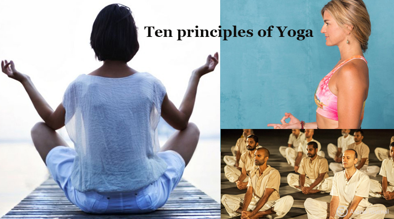 Ten principles of Yoga
