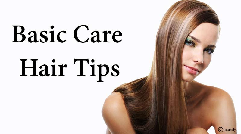 Hair-Care tips