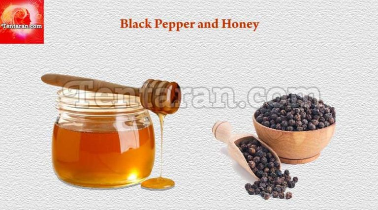 Black Pepper and Honey