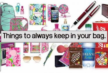 Things-to-keep-in-your-bag