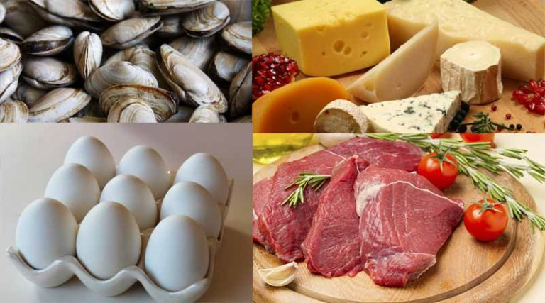 Vitamin B12 : Importance, Deficiency Symptoms and Sources