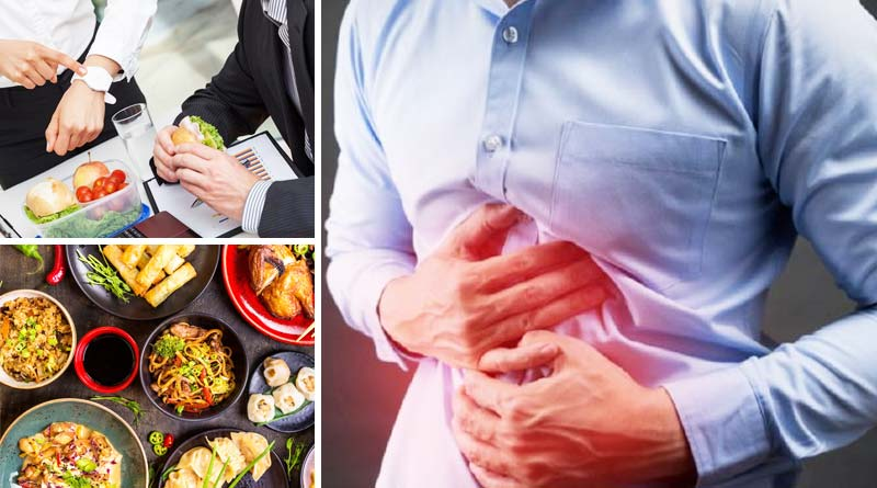 what causes heartburn