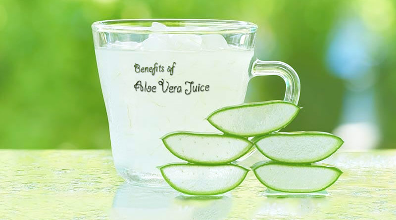 benefits of aloe vera juice