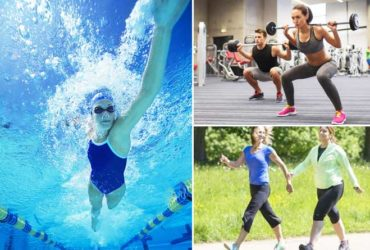 mini workouts for better health