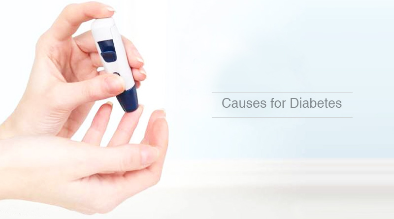 causes for diabetes