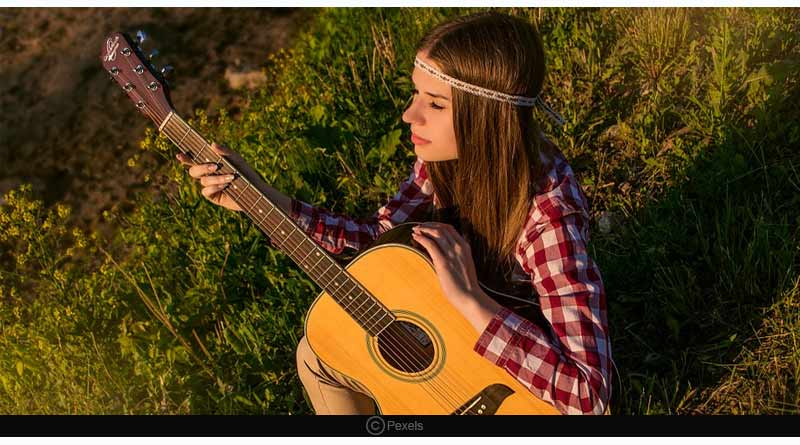 Learn to play a musical instrument: