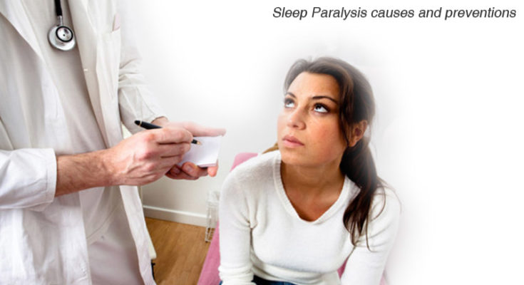 Sleep Paralysis causes and preventions