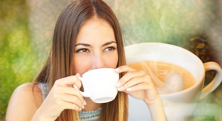 Caffeine intake can help you lose weight