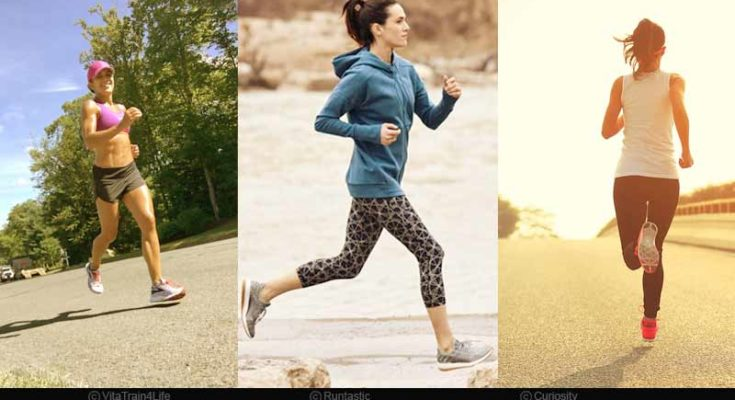 five common mistakes for new runners