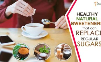 natural sweeteners that can replace regular sugars image