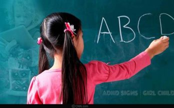 ADHD signs can differ in a girl child