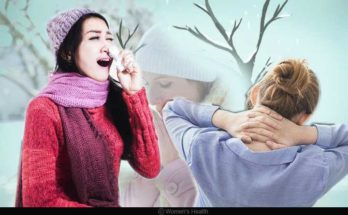 lungs hurt when you work out in winters