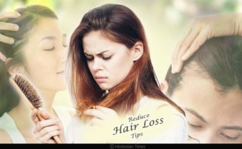 five ways to reduce hair loss