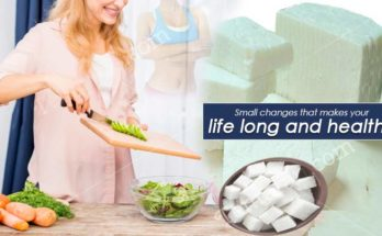 small changes for a long and healthy life