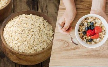 muesli and oats