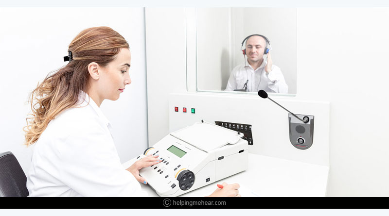 what is audiometry