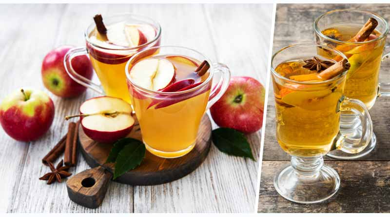 healthy beverages for winters