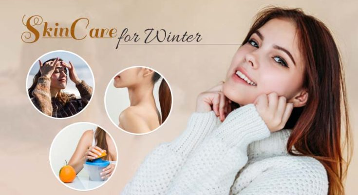 skincare for winter