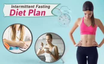 intermittent fasting diet plan