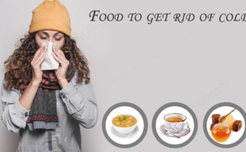 food for cold
