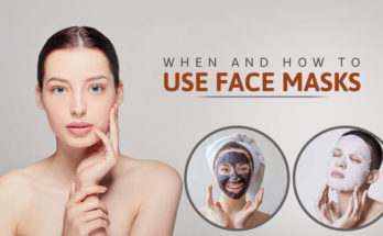 when and how to use face masks