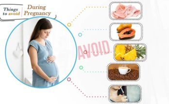 things to avoid in pregnancy