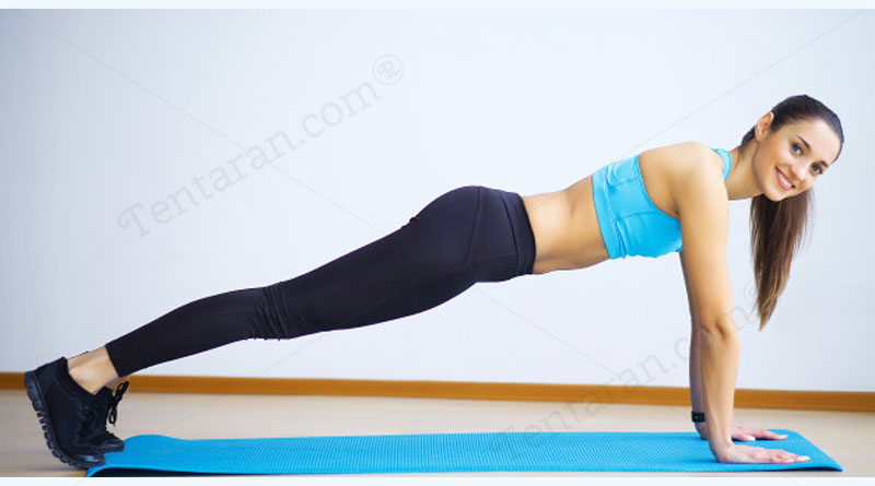 freehand exercises at home