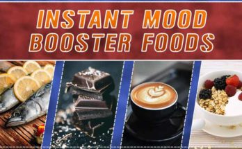 instant mood booster foods