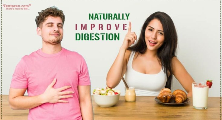 naturally improve digestion