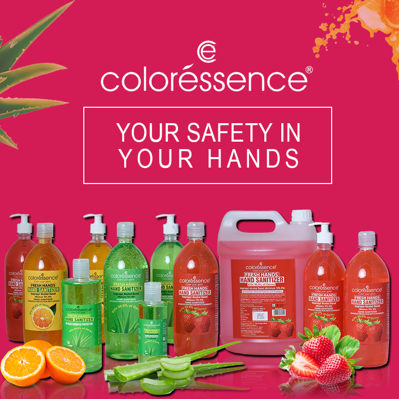 coloressence sanitizer