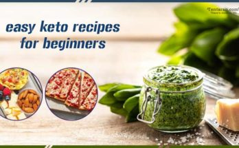 easy keto recipes for beginners