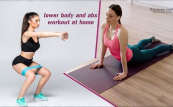 lower body and abs workout at home