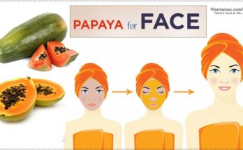 papaya for face