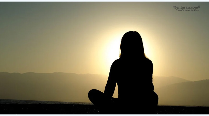 why meditate during hard times