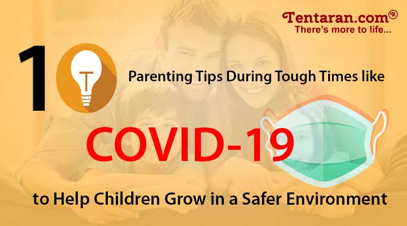 tips for parents during covid 19