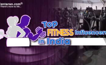 top fitness influencers in india