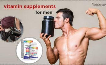 vitamin supplements for men