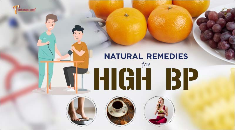 natural remedies for high bp