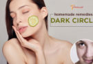 home remedies for under eye dark circles