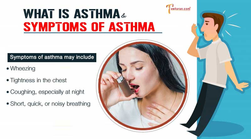 what is asthma and symptoms of asthma
