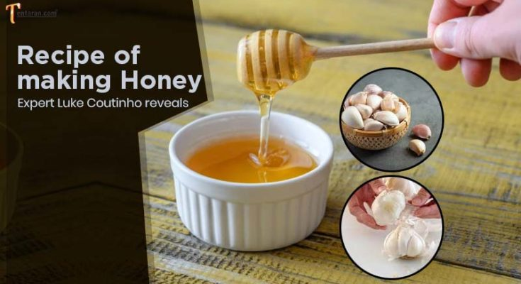 health benefits of garlic soaked with honey