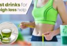 best drinks for weight loss help