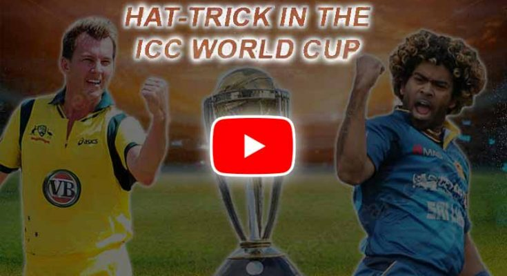 Hattrick Bowlers in the ICC World Cup