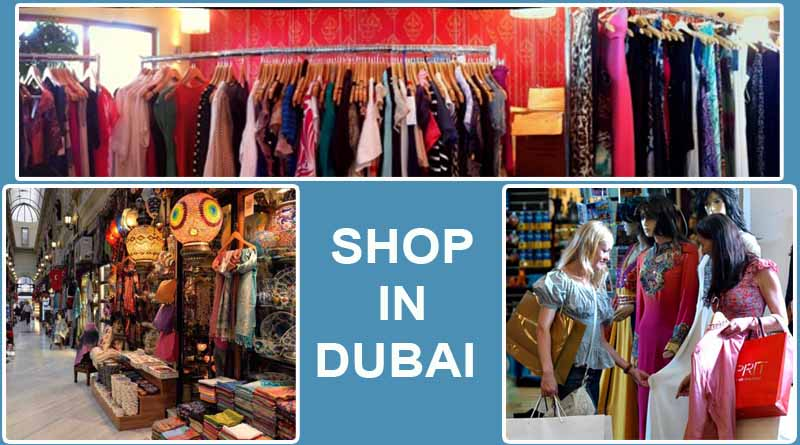 shop in dubai