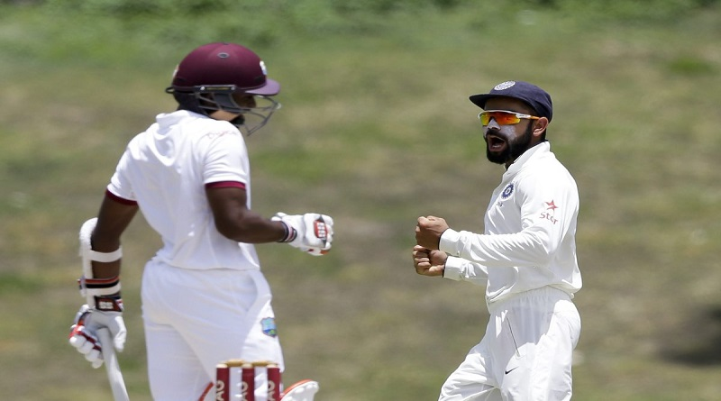 india v/s west indies