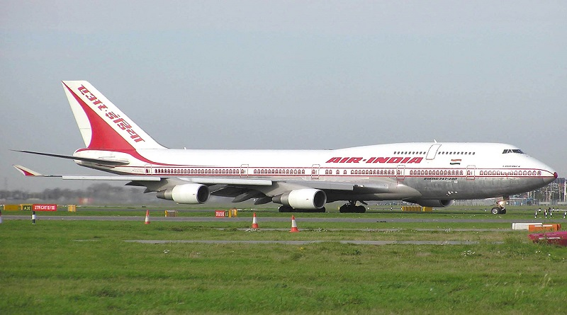 Air India flight diverted to Kazakhstan