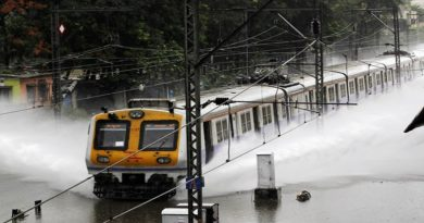heavy rainfall in mumbai